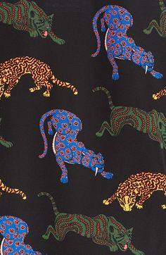 Stella McCartney Monster Print