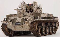 Lebanese M42 Duster. Tel Al Zaatar seige, August 1972 | 1:35 scale
