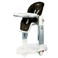 Pin for Later: Baby Gear You Can Use Past the First Year Recliner to Swing to High Chair