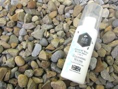 http://www.teapartybeauty.com/2014/07/bee-good-cleansing-water.html  Review, Blogging, Beauty Bloggers, Bbloggers, Beauty, Skin, Skincare, Bee Good, Micellar Water, Cleansing Water, Cleanser,