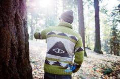 Poler x Granted Campvibes Sweater #poler #polerstuff #campvibes