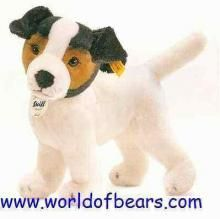 Steiff's darling Jack Russell Puppy - Strupy.