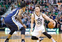 The Memphis Grizzlies will head to Utah to face the Jazz looking to build momentum with the return of Matt Barnes to the lineup. Description from bealestreetbears.com. I searched for this on bing.com/images
