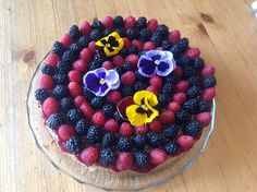 Acai Bowl, Cakes, Breakfast, Food, Meal, Cake, Eten, Meals, Pastries