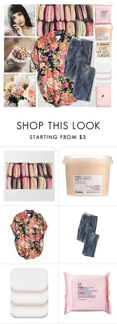 """All We Got Is Time"" by nsrogsy3 ❤ liked on Polyvore featuring Beautiful People, Davines, Wrap, COVERGIRL, The Body Shop and RestInPeaceP"