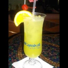 Every Hour Is Happy Hour On A Carnival Cruise Ship!!!!