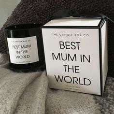 Mothers Day Special, Candle Box, Perfect Mother's Day Gift, Luxury Candles, Gift Hampers, Soy Candles, Perfume, How To Make, Gifts