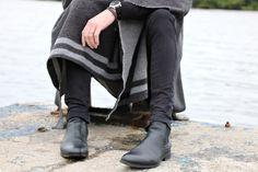 Bota Chelsea Masculina Virage Marrom | Botas para homens