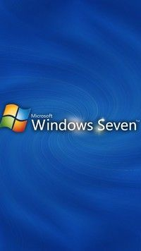 Logo systemu operacyjnego Windows 7