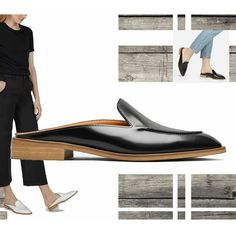 From #Gucci to Bally the leather loafer mule has become one of the most sought after style statements of the last few months. #Everlane had previously experimented with their take on the babouche but this is a more stylish and feminine version expanding your selection of the once rare flat that is slowly becoming an essential for work and laid-back Sunday afternoons.  We consider Everlane #ethical fashion because of their #transparency in regards to supply chain and pricing. These shoes are…
