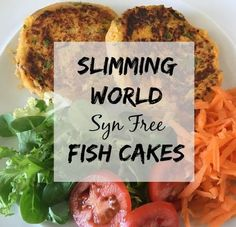 Slimming World Fish Cakes Recipe easy using tinned tuna and Syn free astuce recette minceur girl world world recipes world snacks Slimming World Fish Recipes, Slimming World Salads, Slimming World Lunch Ideas, Slimming World Free, Slimming Eats, Slimming World Quiche, Slimming Word, Slimming World Starters, Slimming World Survival