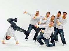 dança de rua hip hop