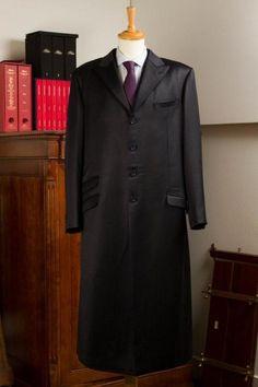Overcoat Single Breasted Vintage Crombie