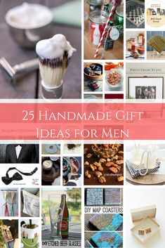 135 Best Handmade Gifts For Men Images Presents Small Gifts Xmas