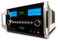 MCiNTOSH POWER AMPLIFIER-makes any home audio system a dream