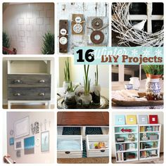 Winter DIY Projects