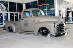Slammed Trucks Of Sema 2014 Chevrolet 3100
