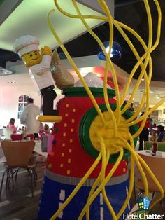 The Legoland Hotel California