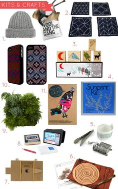 2011 GIFT GUIDE: FOR DIY LOVERS