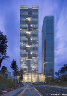 Baidu Headquarters East Tower - The Skyscraper Center