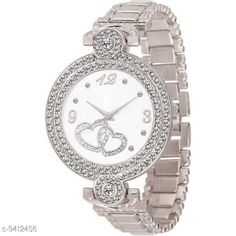 Checkout this latest Analog Watches Product Name: *KicK Fashion Italian Design Women Analog watch for Girls Analog Women Watch -* Strap Material: Metal Dial Design: Others Dial Shape: Round Display Type: Analog Multipack: 1 Sizes:  Free Size Easy Returns Available In Case Of Any Issue   Catalog Rating: ★4.1 (243)  Catalog Name: Trendy Women Watches CatalogID_1652186 C72-SC1087 Code: 722-9412456-654