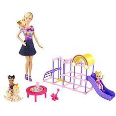 Barbie Nursery School Playset - Kmart - Sara - $25.19