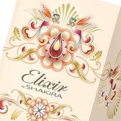 Shakira Elixir Perfume Feminino Eau de Toilette 50ml