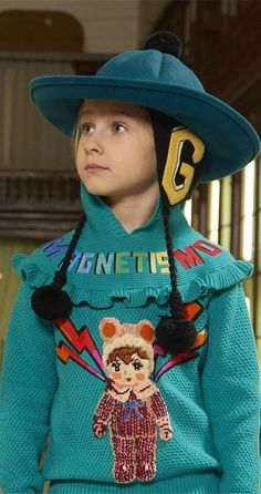 Shop GUCCI Kids Clothes from the Famous Italian Fashion House. You'll Love the Mini Me Baby, Girls & Boys Clothes. Young Fashion, Kids Fashion, Blue Tulle Skirt, Blue Ivy Carter, Gucci Kids, Gucci Fashion, Celebrity Babies, Kids Wear, Boy Outfits
