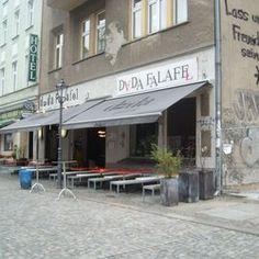 Dada Falafel - Berlin, Germany