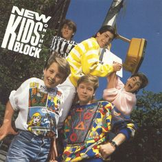New Kids on the Block 1986