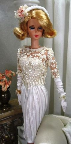 Trousseau for Silkstone Barbie ☺ by delores