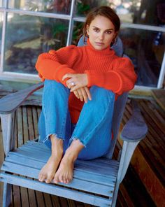 Natalie Portman Marie-Claire, FR, 2016