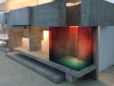 Raf Simons Dover Street Market by Glenn Sestig Architects | Shop interiors