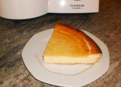Tarta de queso sencilla para #Mycook http://www.mycook.es/cocina/receta/tarta-de-queso-sencilla