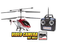Get your hands on this fun Spy #Hercules Camera #Unbreakable #rchelicopter from #hobbytron. #rcheli #gyro #hthelicopter -- Get yours today for only $89.95.