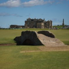 St. Andrews Scotland a great day it was