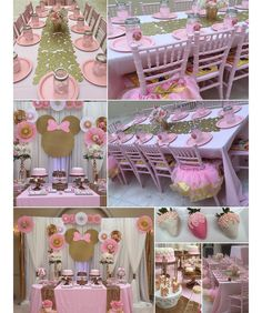 Birthday Party Planner 31st Pink Baby Girl First