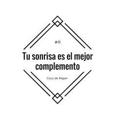 El #instaconsejo de este miércoles quiere recordarte que no hay nada mejor que sonreírle a la vida   www.cocoderiquer.es  #imagenpersonal #personalshopper #asesoriadeimagen #stylecoach #barcelona #santcugatdelvalles