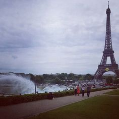 #Paris #trocadero