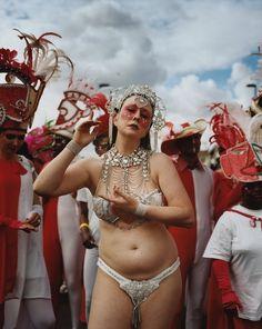 Laura McCluskey - Hackney Carnival