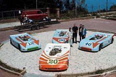 Panzers of Targa Florio . . Porsche 908/3