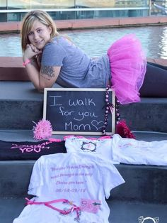 Read the story of Mallory and why she walks the Susan G. Komen 3-Day