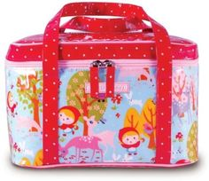 Amazon.com: Piggy Story Little Rosy Red Lunch Bag: Home & Kitchen