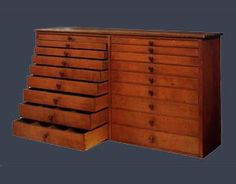 Shaker chest of drawers circa 1825-1850 ~♥~