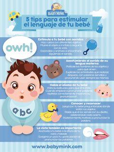 Baby Mink_lenguaje