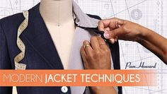Learn to make a Beautiful Jacket