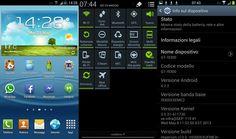 install android revolution hd v40 0 on galaxy s3 i9300 android 4 3