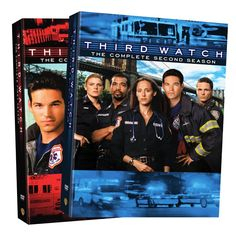 Warner Third Watch: The Complete First & Second Season