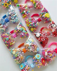 Diy Bow, Diy Ribbon, Ribbon Hair, Ribbon Crafts, Ribbon Bows, Grosgrain Ribbon, Tulle Hair Bows, Kids Hair Bows, Toddler Hair Clips