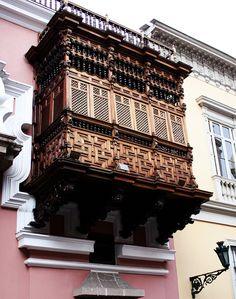 Balconies of Lima I (upmarket) Windows Me, Window Screens, Big Ben, Louvre, Building, Exterior, Travel, Balconies, Windows